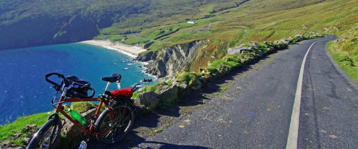 Bay Coast auf Achill Island