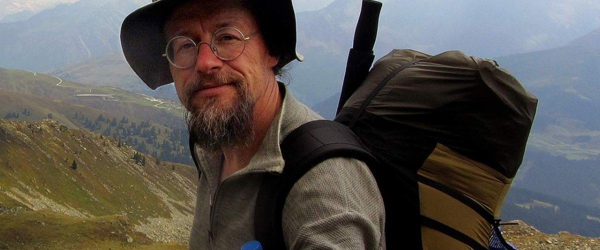 Bergwanderführer Harald Löffel