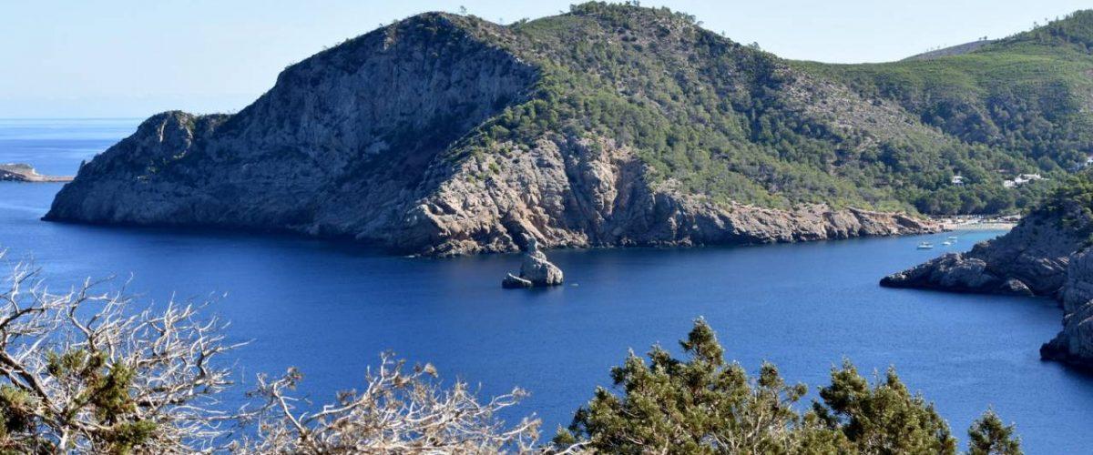 Bucht von Port de Sant Miquel