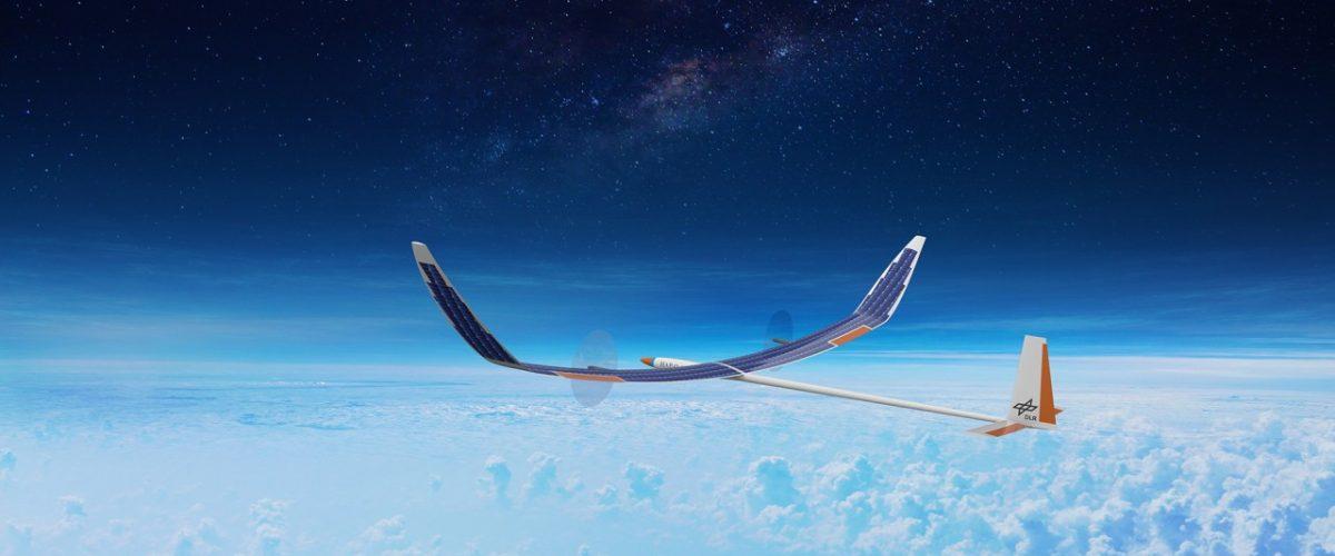 Design-Studie des DLR Stratosphärenflugzeugs