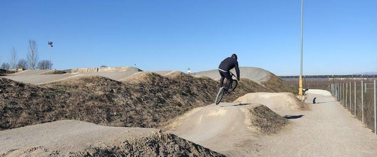 Dirt Jump Bike Aventura Park