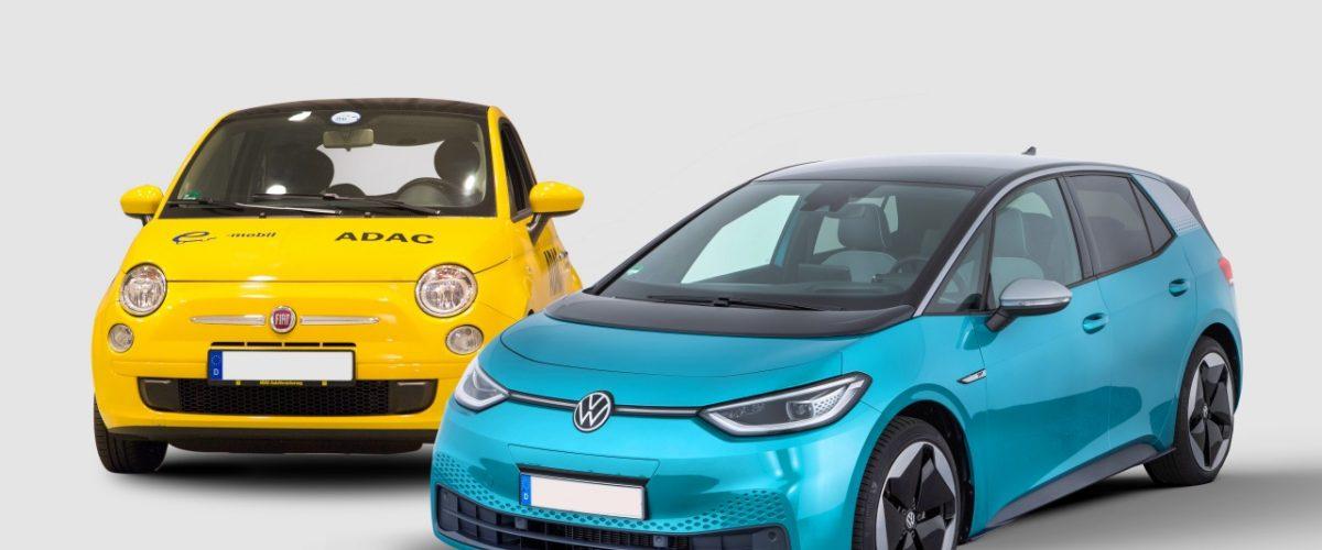E-Auto-Test Karabag und VW ID.3
