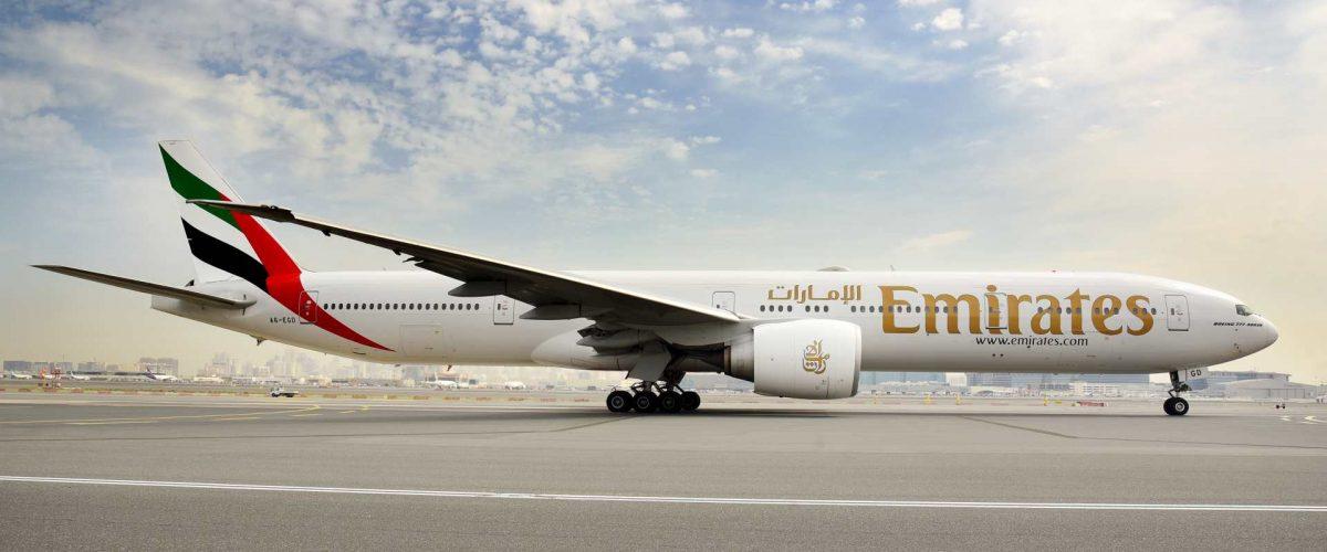 Emirates baut Boeing 777 zum Frachtflugzeug um