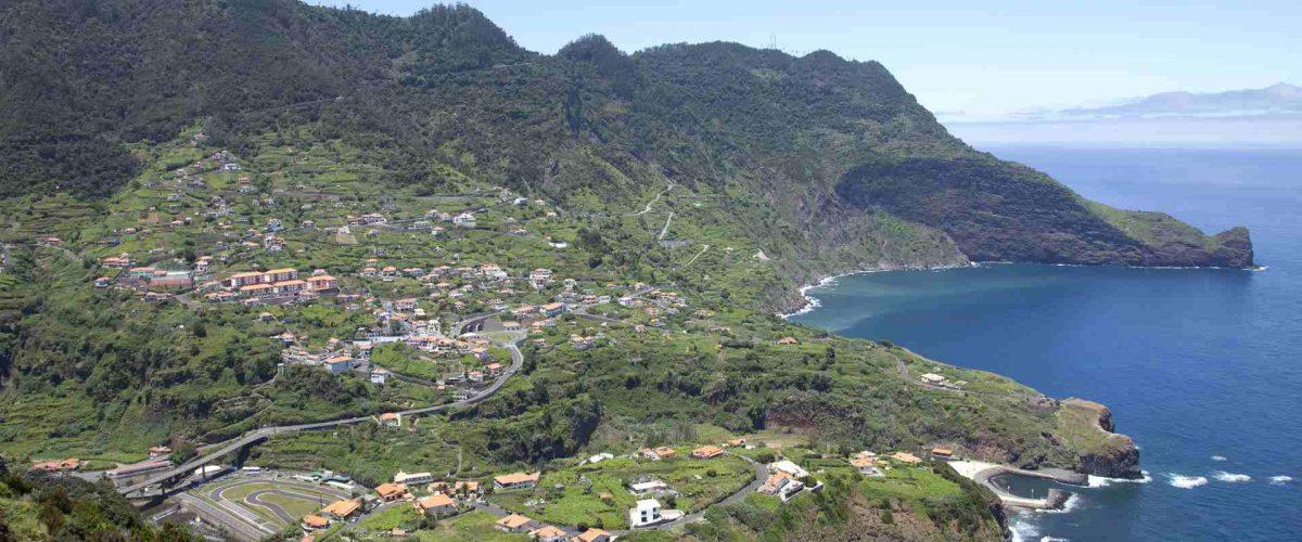 Faial auf Madeira