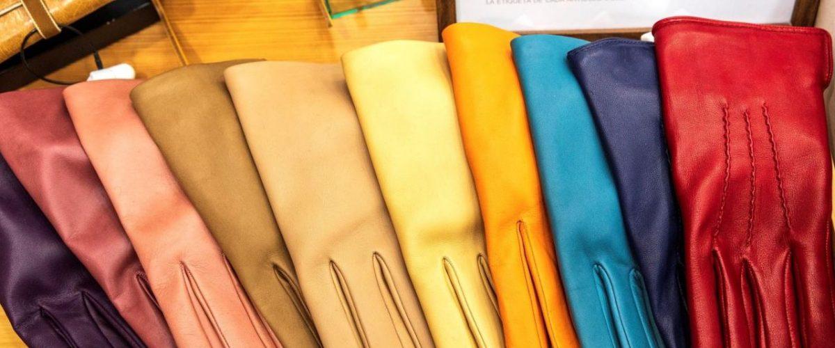 Farbauswahl Santacana Handschuhe