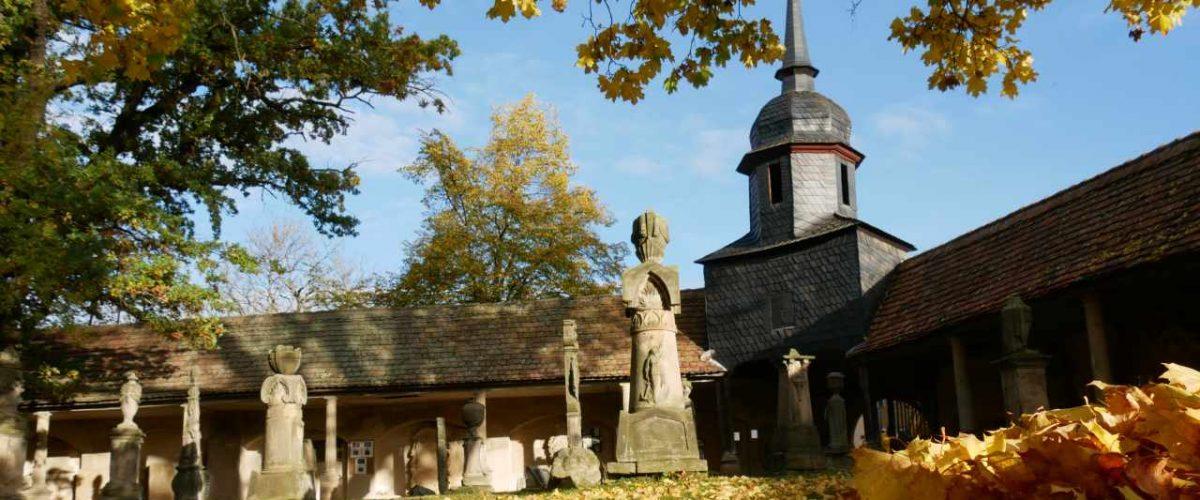 Friedhof Camposanto Buttstädt