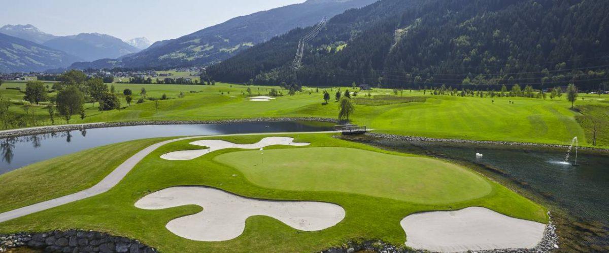 Golfplatz Uderns Zillertal