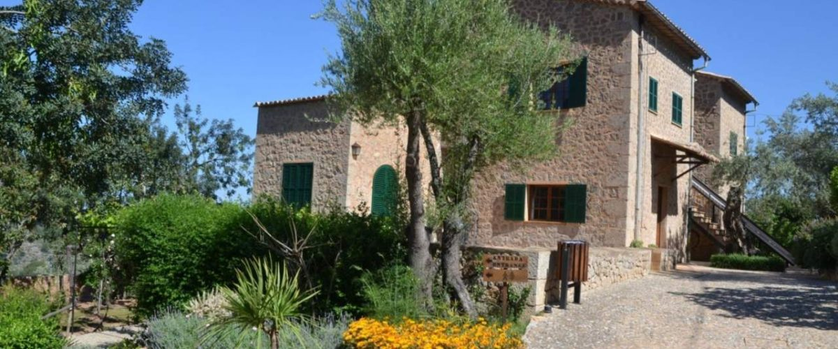 Haus von Robert Graves bei Deià