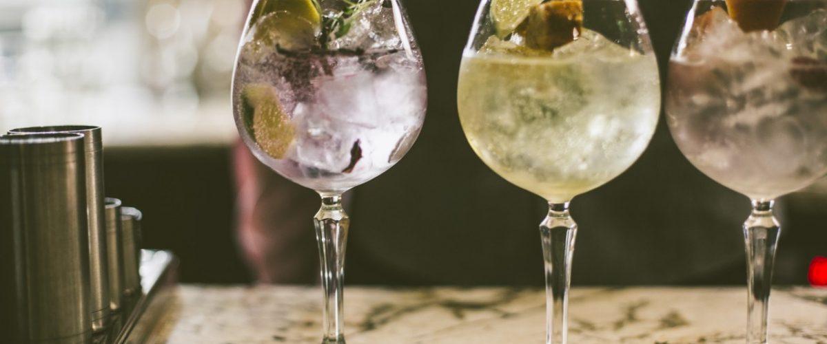 Irischer Gin