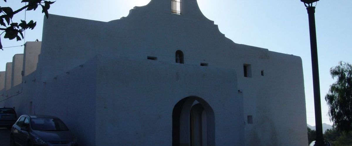 Kirche von San Rafael Ibiza