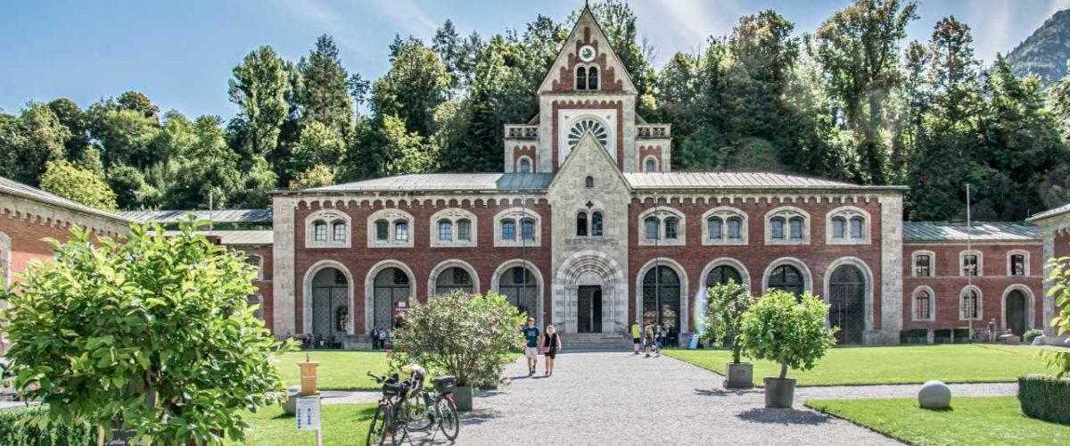 KunstAkademie Bad Reichenhall Industriedenkmal Alte Saline