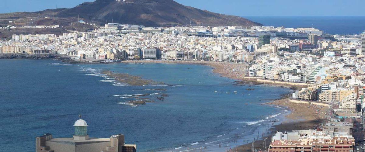 Las Palmas - Hauptstadt Gran Canaria