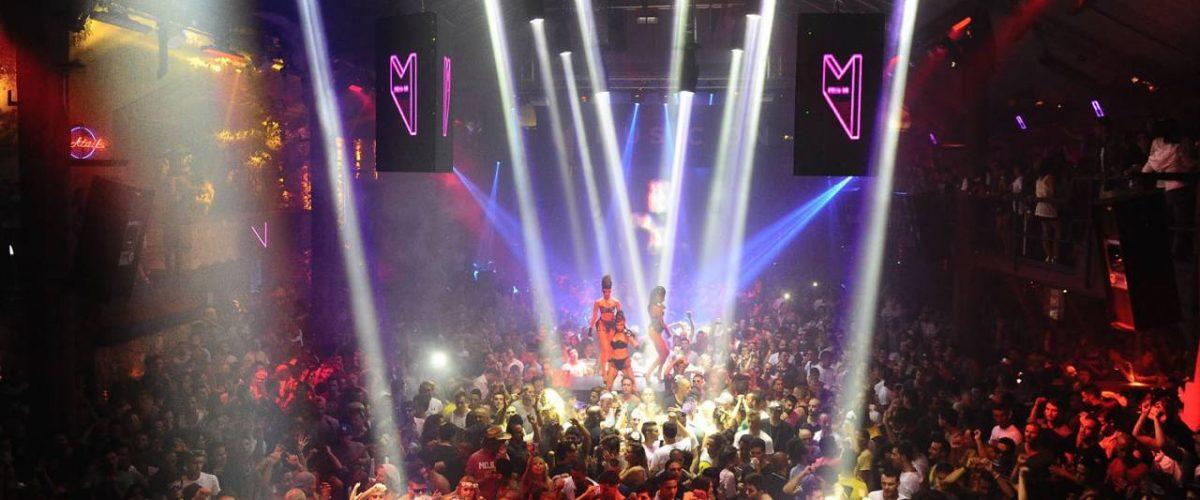 Nachtleben Diskothek Ibiza