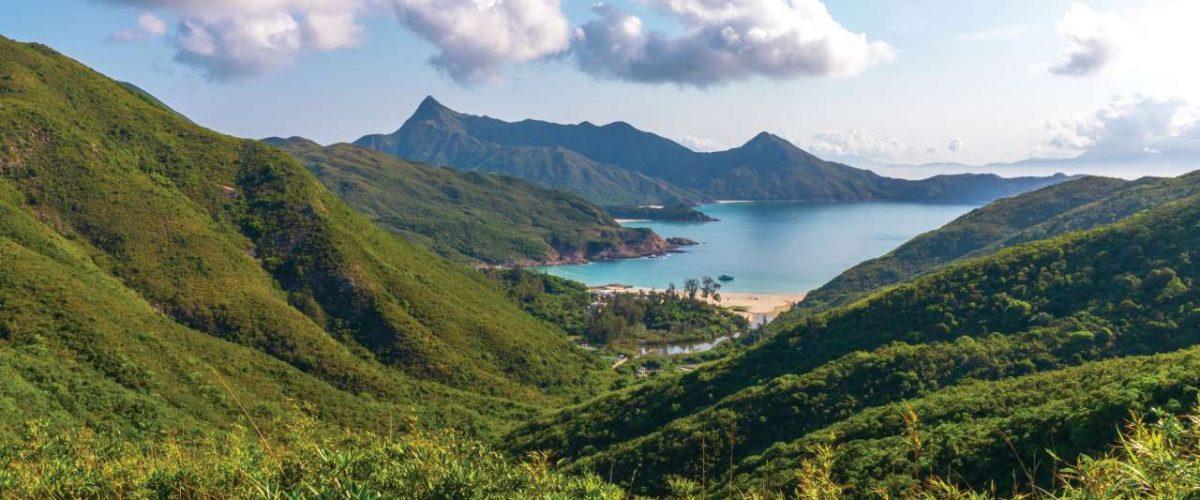 Naturschutzgebiet Hongkong