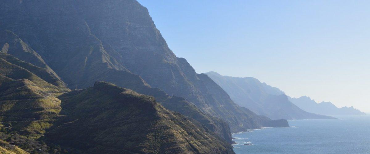 Nordküste Gran Canaria bei Agaete