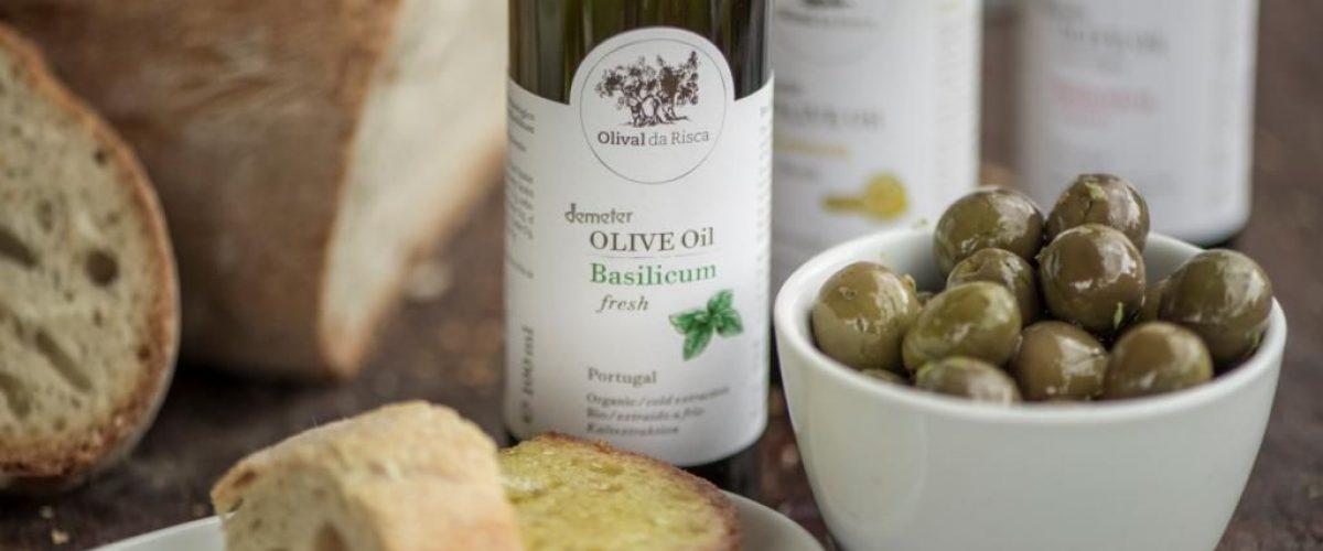 Olivenöl von Portugal Organics