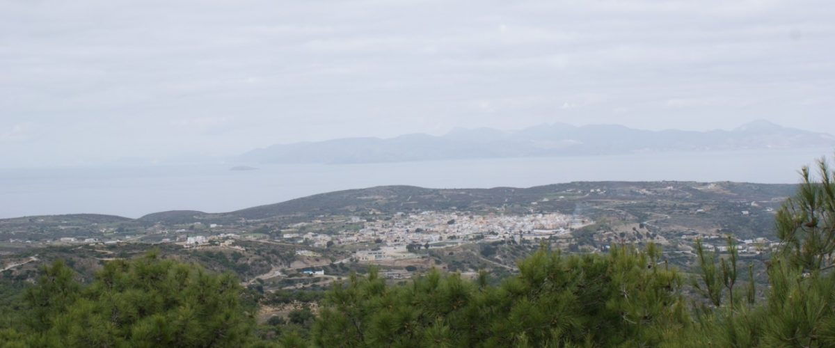 Ortschaft Kefalos auf Kos
