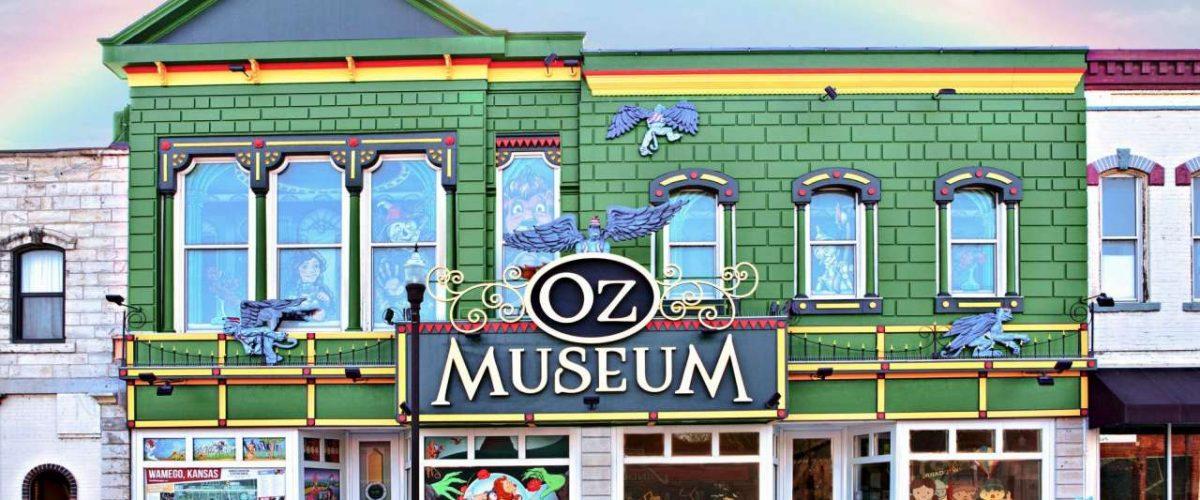 Oz Museum in Wamego Kansas