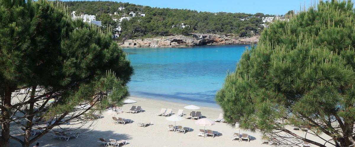 Portinatx Ibiza Strand
