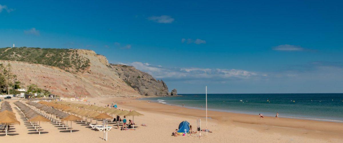 Praia da Luz Sandstrand