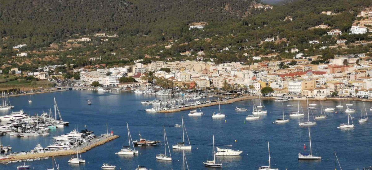 Puerto Andratx Hafen und Altstadt