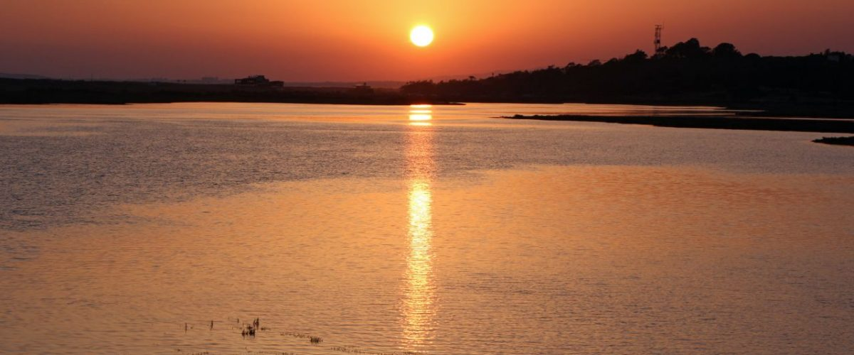 Quinta do Lago Sonnenuntergang