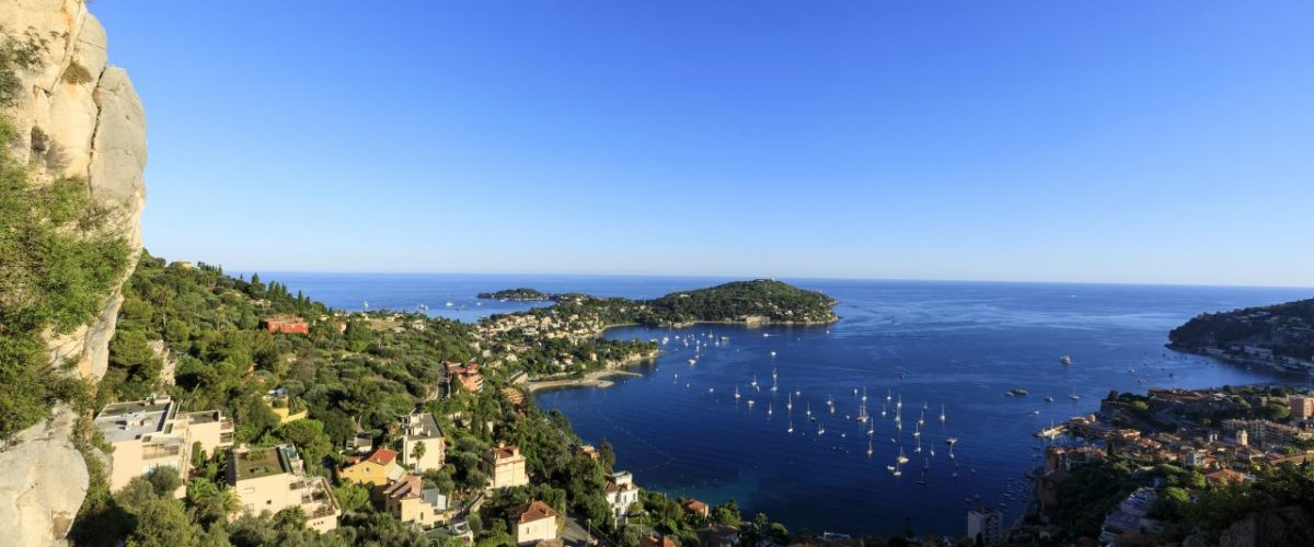 Saint-Jean-Cap-Ferrat Côte d'Azur