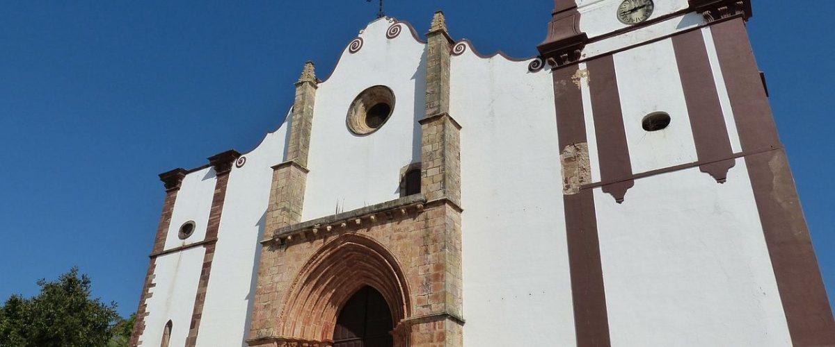 Silves Barockkirche