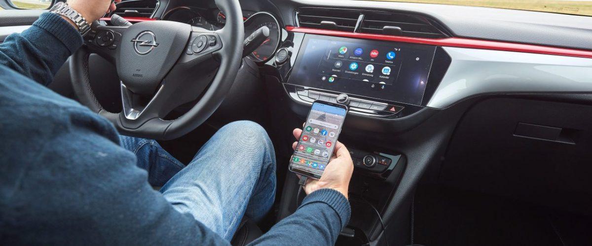 Smartphone-Daten vom Infotainment-System löschen