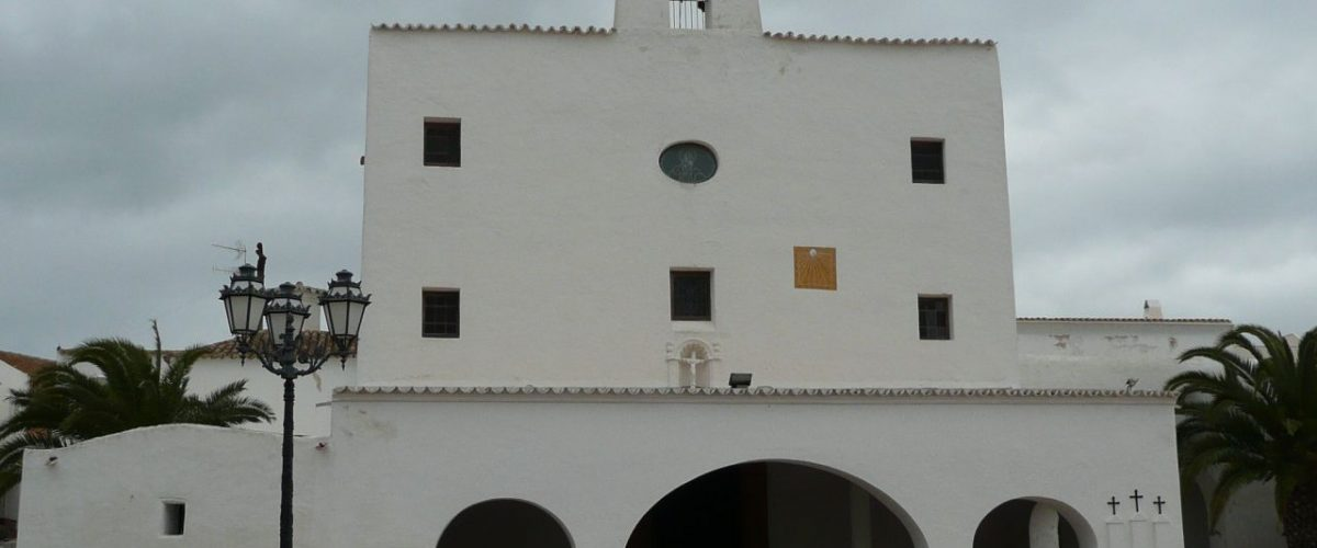 St. Josep de Sa Talaia Kirche