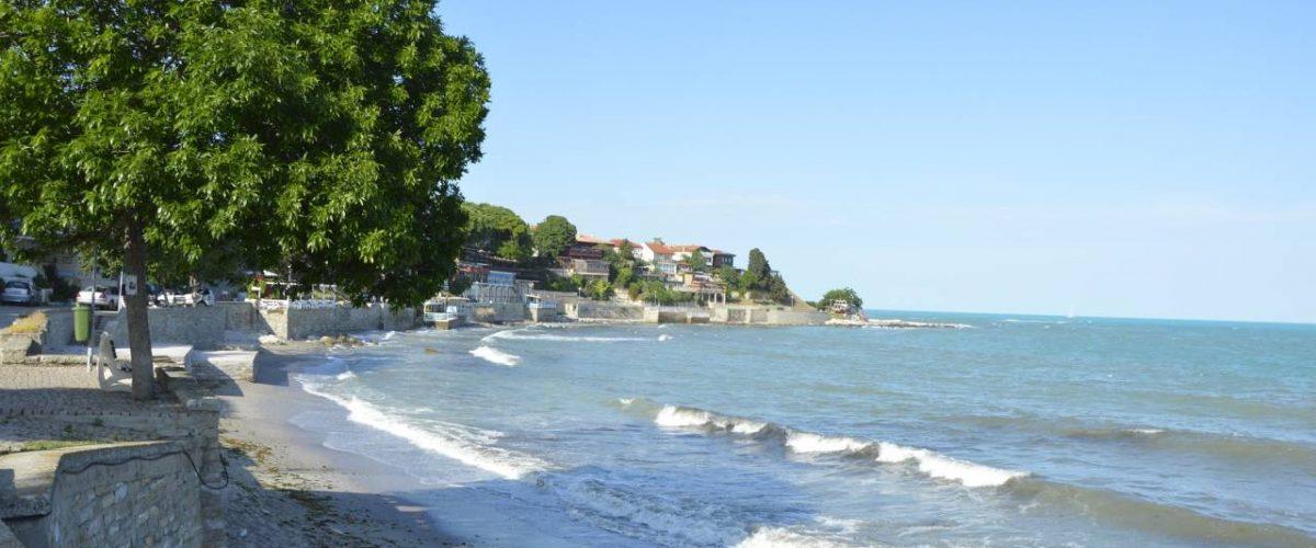 Strand von Nessebar