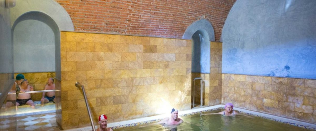 Thermalbad Graena bei Granada