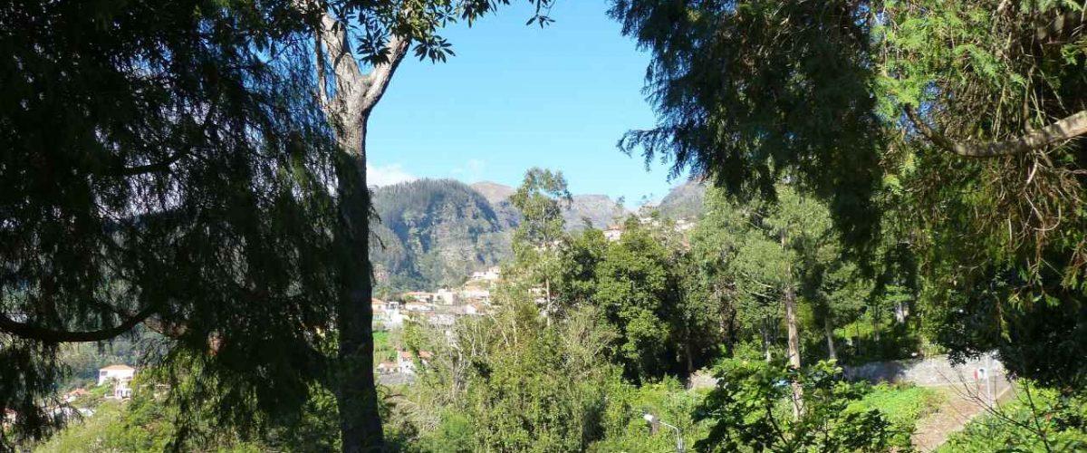 Villenort Monte auf Madeira